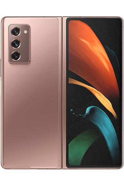 Samsung Galaxy Fold Z2 Bronze